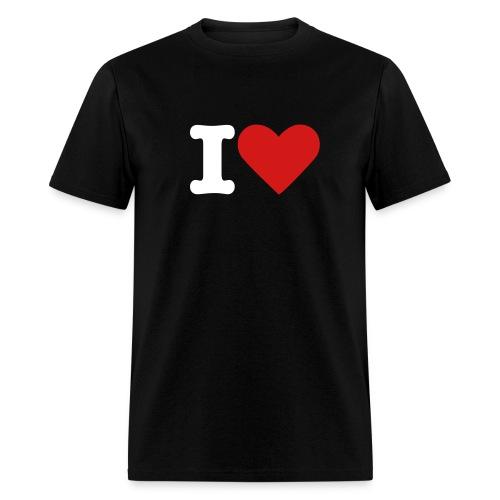 I Love DeezKnuts T-shirt - Men's T-Shirt