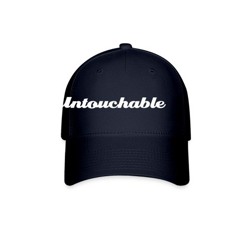 Untouchable Fitted Cap (Navy Blue) - Baseball Cap