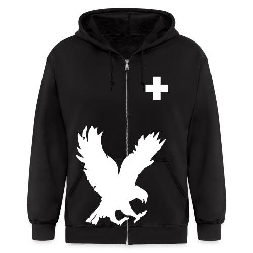 Bird - Men's Zip Hoodie