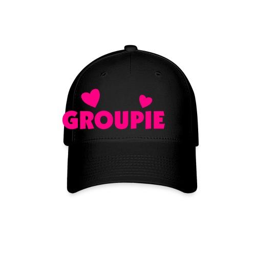 groupie cap - Baseball Cap