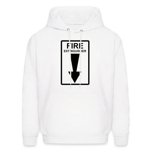 Fire Extinguisher - Men's Hoodie