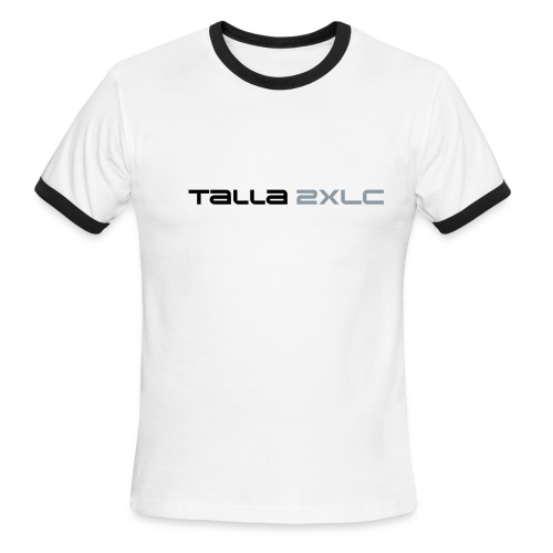 new Talla 2XLC fanshirt - Men's Ringer T-Shirt