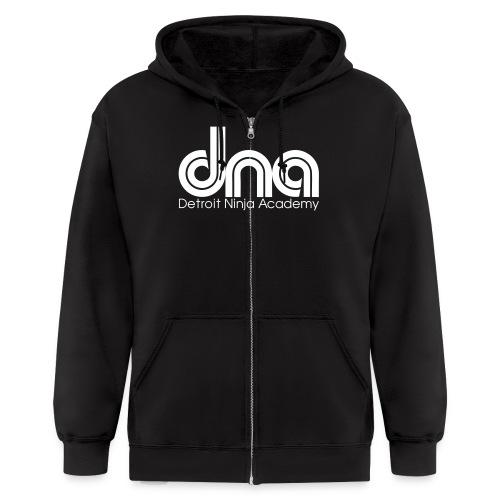 Detroit Ninja Academy - Men's Zip Hoodie