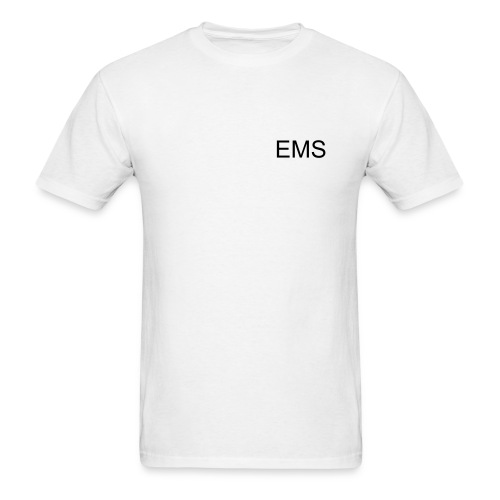 Lights AND sirens - Men's T-Shirt
