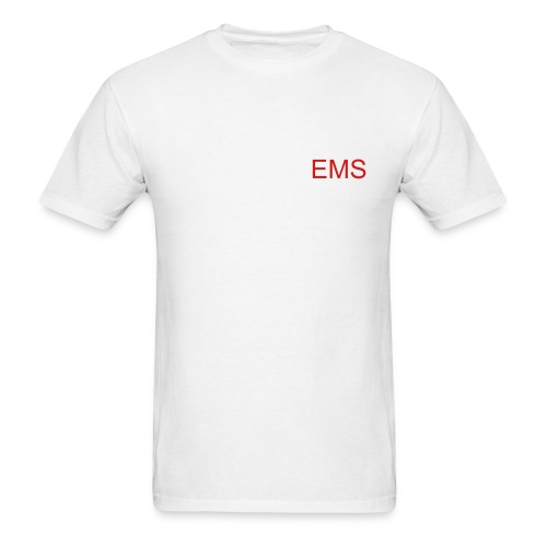 EMS stay back shirt - Men's T-Shirt