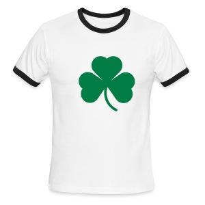Lucky Dude - Men's Ringer T-Shirt