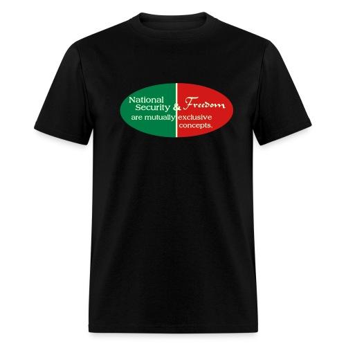 Vote Democrat - Men's T-Shirt
