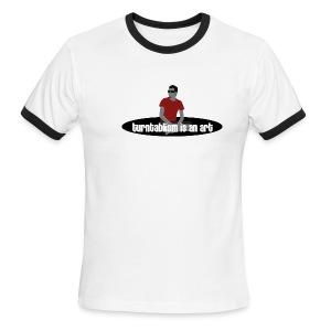 DJ Shifty Fan Ringer T - Men's Ringer T-Shirt