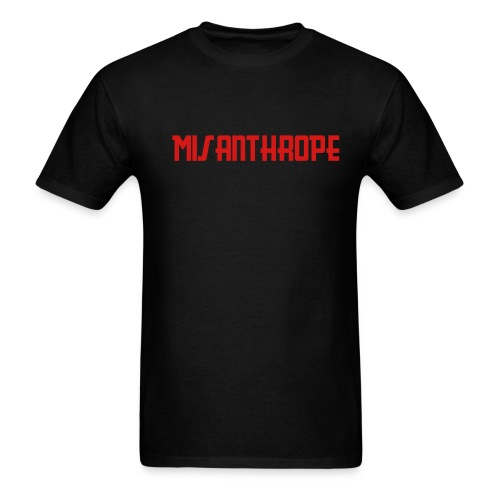 Misanthrope - Men's T-Shirt