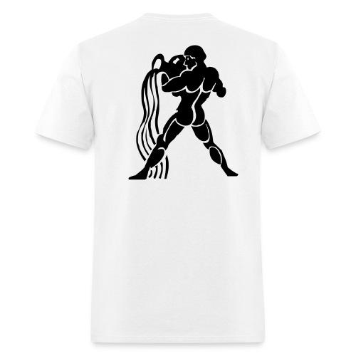 mens aquarius tee - Men's T-Shirt