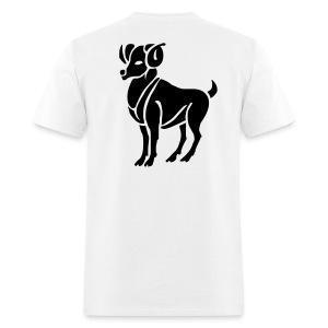 mens aries tee - Men's T-Shirt