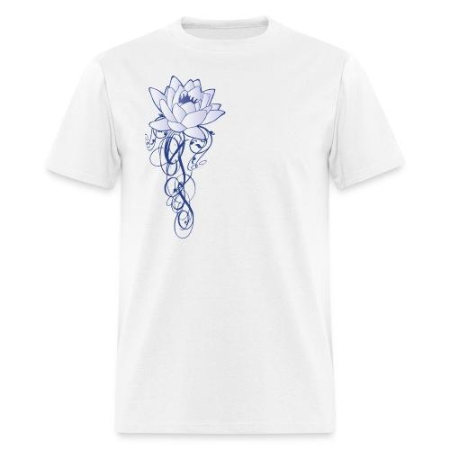 Summer lilly. - Men's T-Shirt