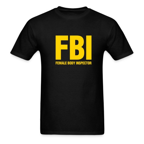FBI - Men's T-Shirt