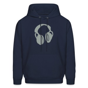 Music - Hooded Sweat - Men's Hoodie
