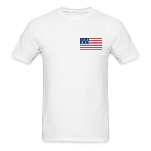 America Pride - Men's T-Shirt