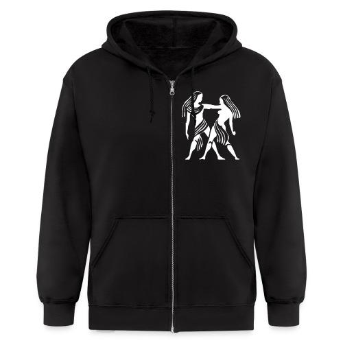 Zodiac - Men's Zip Hoodie