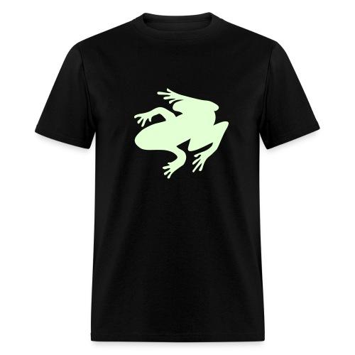 Glow in the Dark Frog Tee - Men's T-Shirt