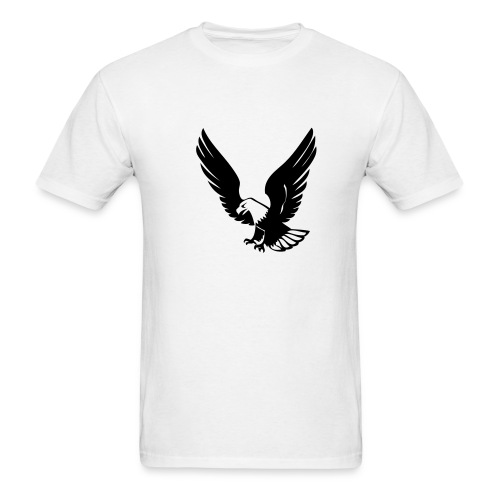 Eagle Tee (White) - Men's T-Shirt