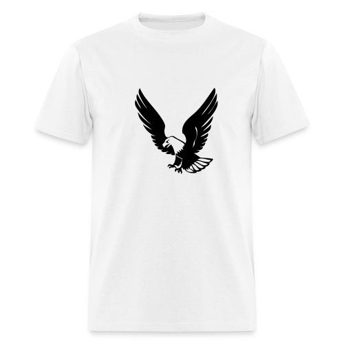 Eagle Tee (White) - Men's T-Shirt