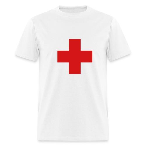 Red Cross Tee - Men's T-Shirt