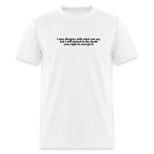 Encrypt - Men's T-Shirt