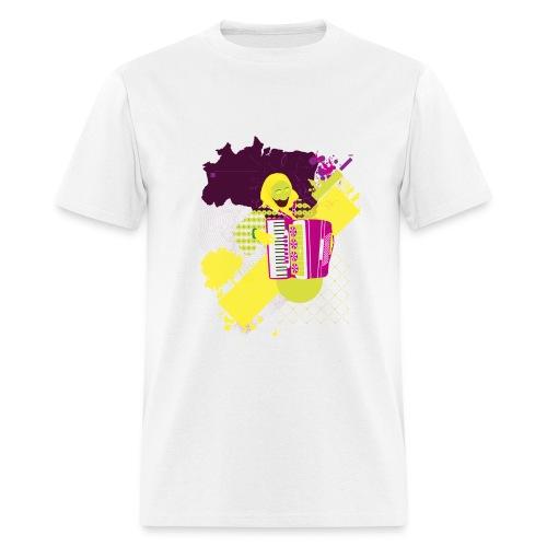 San Foneiro tee -white/multi - Men's T-Shirt
