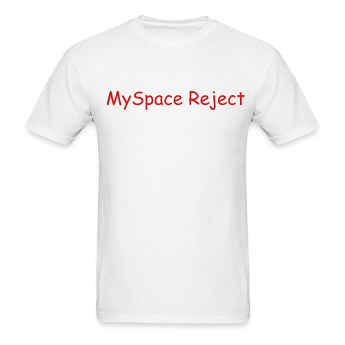 Reject - Men's T-Shirt