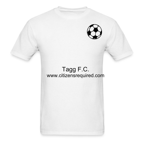 Tagg FC - Men's T-Shirt