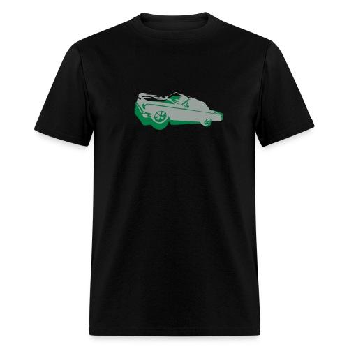 Low Rider tee -black/multi - Men's T-Shirt