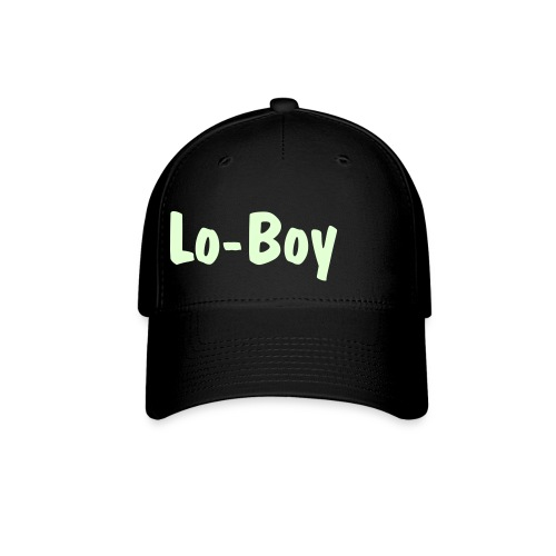 Lo-Boy / Flex-Fit Glow in the dark baseball cap - Baseball Cap