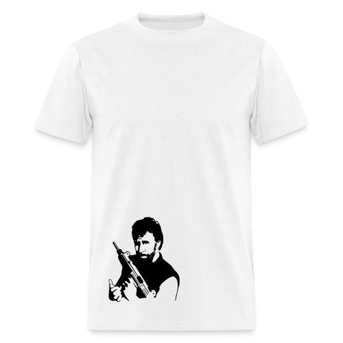Hello I'm Chuck Norris - Men's T-Shirt