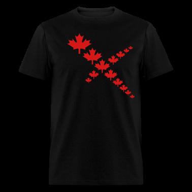 Maple Leaf Cross