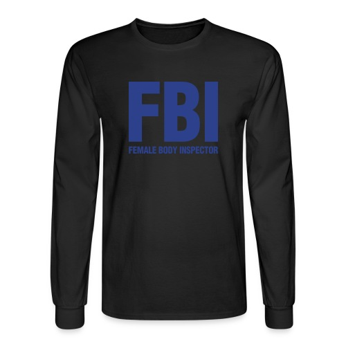FBI - Men's Long Sleeve T-Shirt