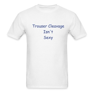 Trouser Cleavage Tee - Men's T-Shirt