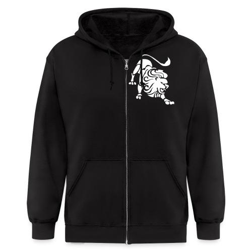 VL Hoodie Black - Men's Zip Hoodie