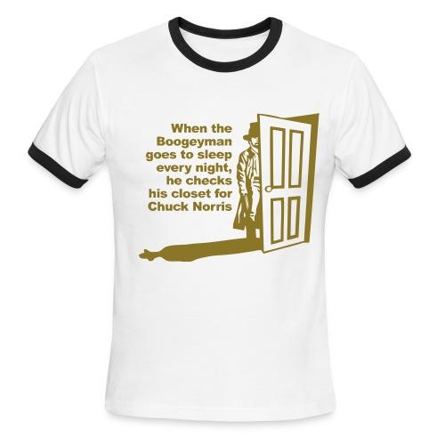Chuck Closet - Men's Ringer T-Shirt