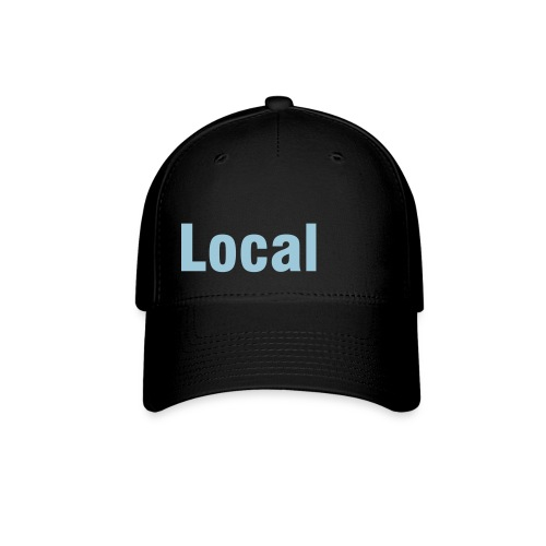 Local Hat blue - Baseball Cap