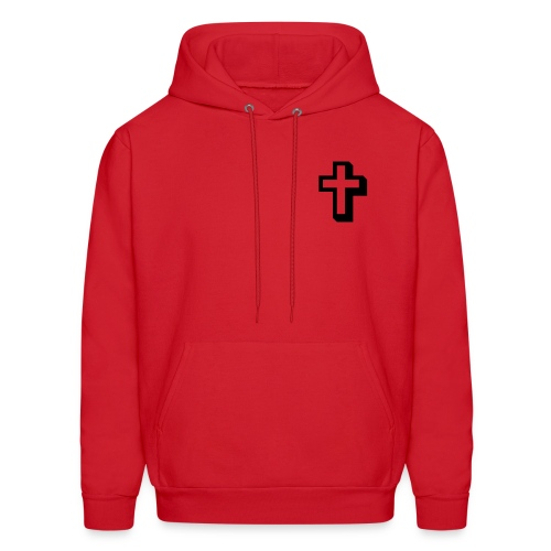cross_2 (cruz2) - Men's Hoodie