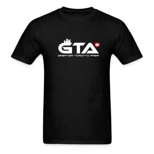 Greater Toronto Area - Men's T-Shirt