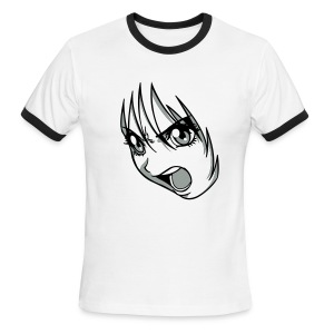 J3 Girl - Men's Ringer T-Shirt