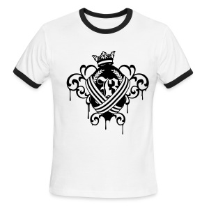 J3 Crown - Men's Ringer T-Shirt