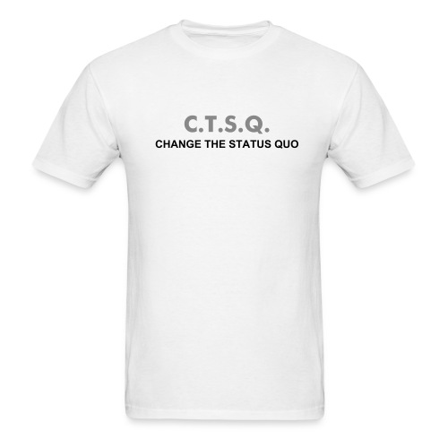 simple CTSQ basic tee - Men's T-Shirt