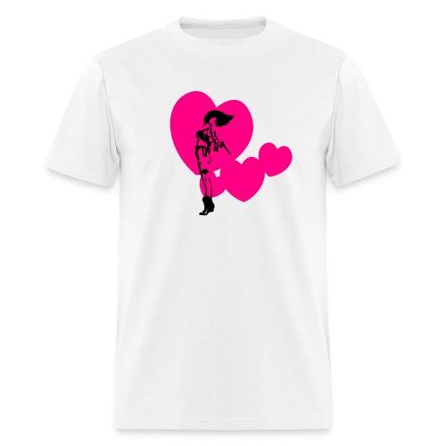 Cowgirl - Men's T-Shirt