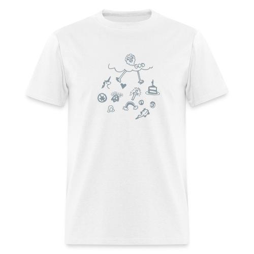 God (by Sarah) - Men's T-Shirt