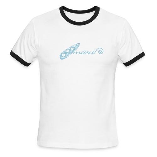 Maui Tee - Men's Ringer T-Shirt