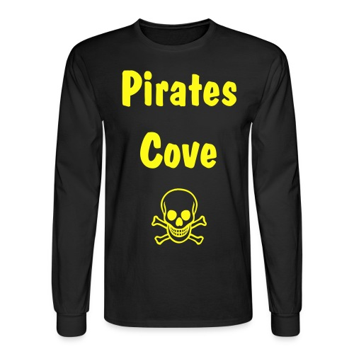 Pirates Cove - Men's Long Sleeve T-Shirt