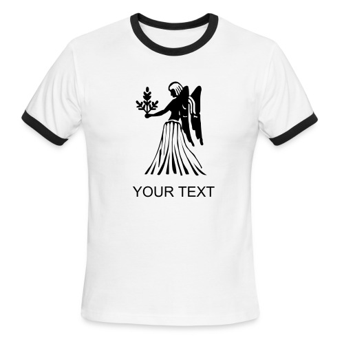 Virgo - Men's Ringer T-Shirt