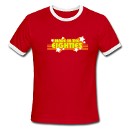 T-Shirts ~ Men's Ringer T-Shirt ~ Made in the 80s (Red Ringer)