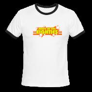 T-Shirts ~ Men's Ringer T-Shirt ~ Made in the 80s (Red Ringer)