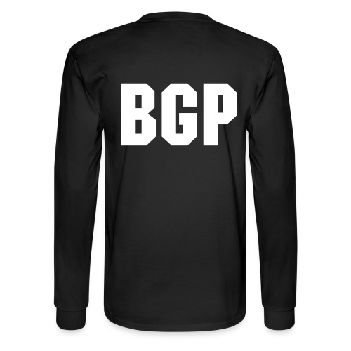 BGP - Men's Long Sleeve T-Shirt